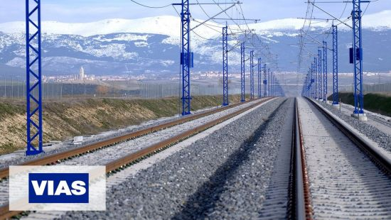 EPD of high-speed track manufacturing and maintenance service