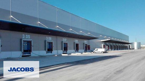 Certificación LEED para nave logística en Illescas