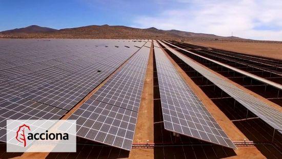 "EPD of the ""El romero"" solar photovoltaic plant"