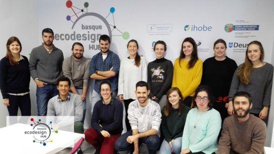 Ciclo formativo Basque Ecodesign HUB