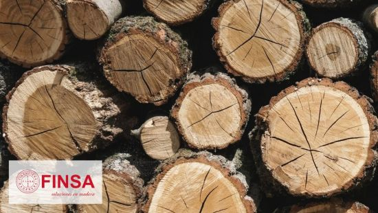 Internal calculation tool of carbon footprint for wood products