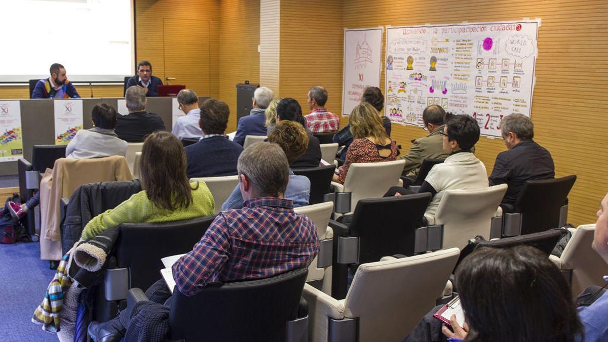 IK participa en la XI Semana de Desarrollo Local de Ermua