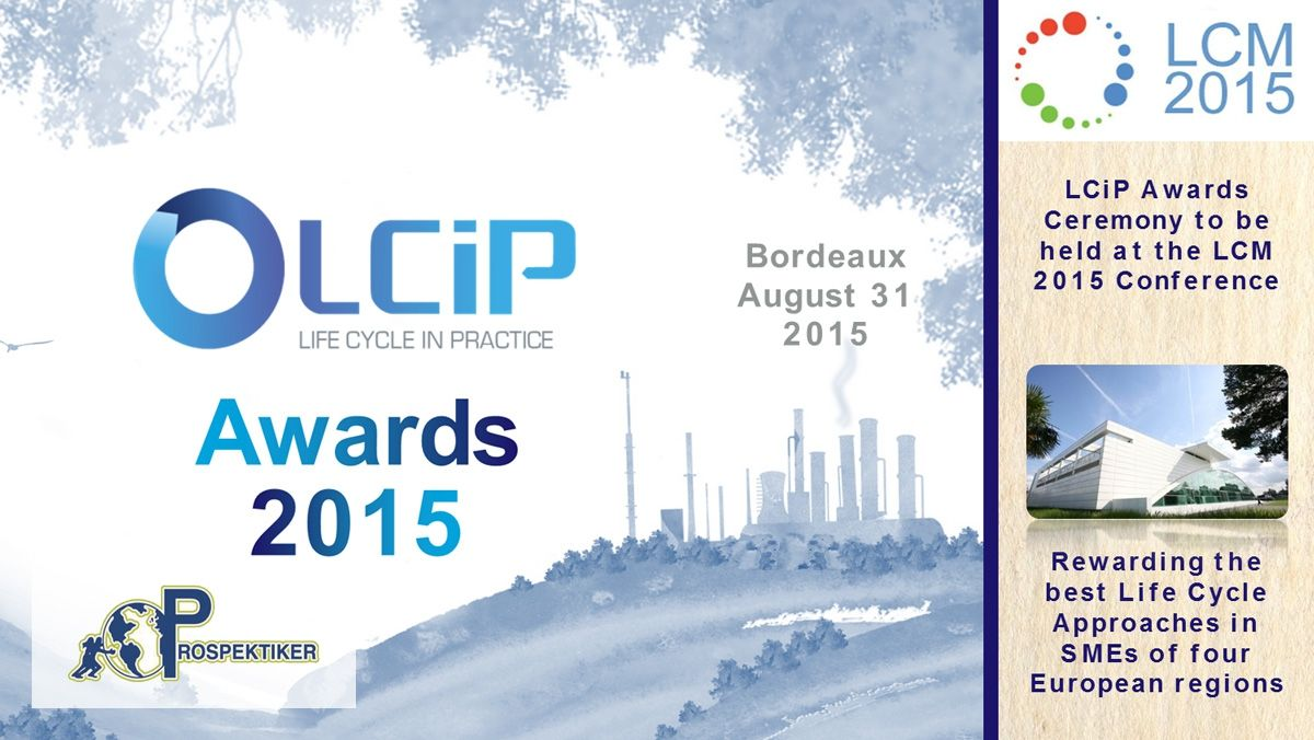 Life Cycle strategies to companies in the renewable energy sector - European project LCiP